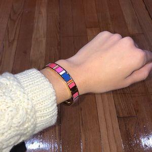 Kate Spade Multi Color Magnetic Bracelet